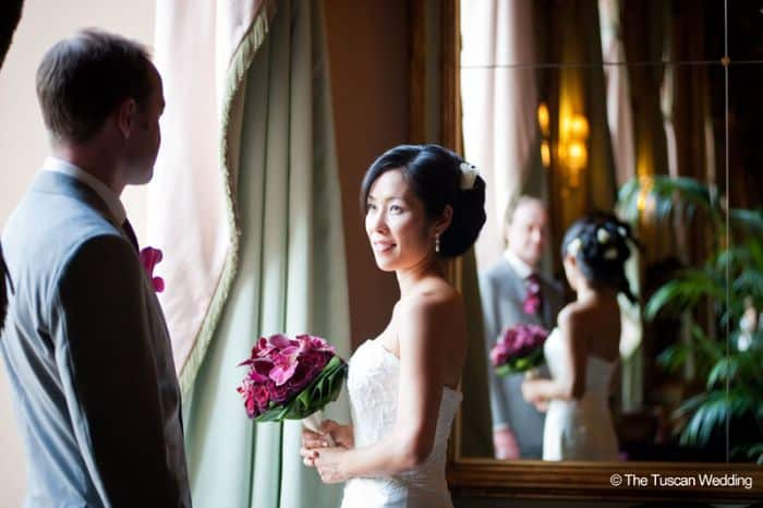 Aya & Richard Wedding in Italy // Wedding in Villa Cora // The Tuscan Wedding