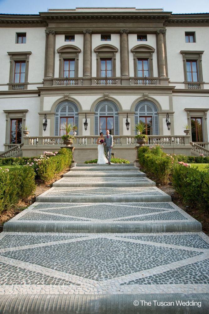 Aya & Richard Wedding in Italy // Wedding in Luxury Villa // The Tuscan Wedding
