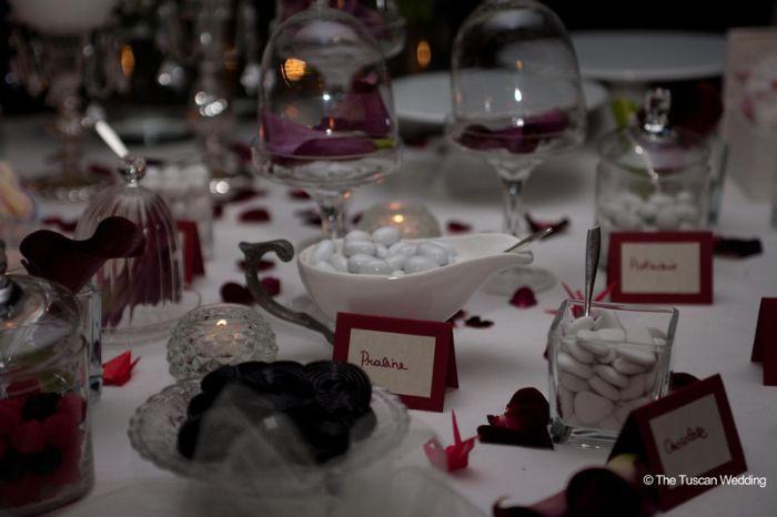 Aya & Richard Wedding in Italy // Italian Small Cakes // The Tuscan Wedding