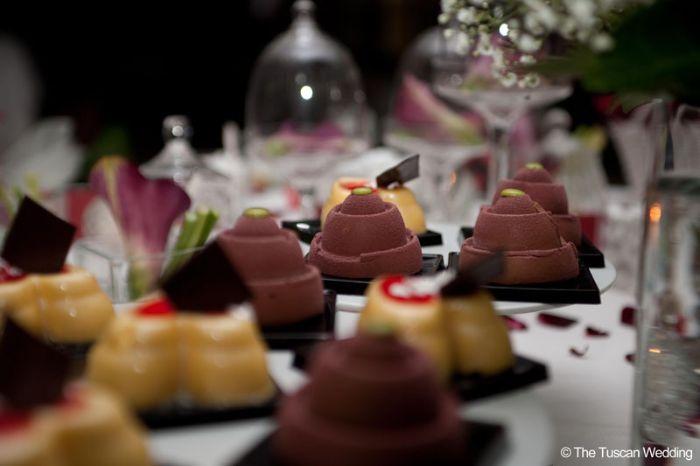 Aya & Richard Wedding in Italy // Tortine Taliane Per Matrimonio // The Tuscan Wedding