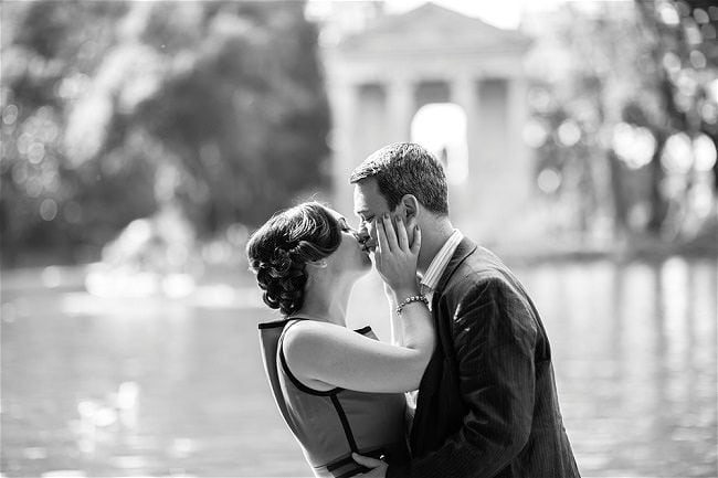 Kelly & Alex Pre-Wedding Photography Rome // 3 Devents Event Planning // David Bastiannoni Photography
