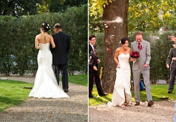 Aya & Richard Wedding in Italy // Wedding Confetti // The Tuscan Wedding