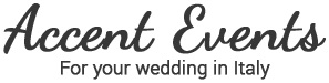 Accent Events - Bespoke Wedding Planners Italy