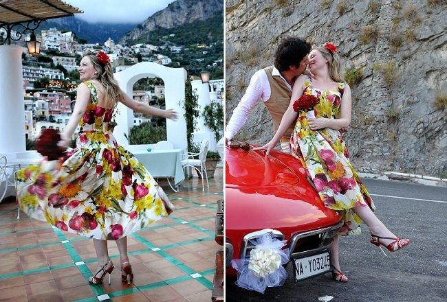 Alison-s Wedding Dress by Dolce & Gabbana