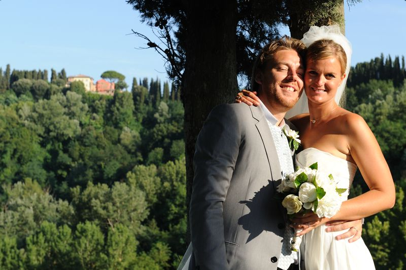 Ambri & Giuliano's wedding in Tuscany // Infinity Weddings // Villa Bucciano