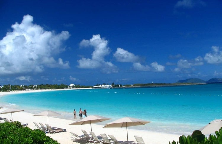 Wedding in Anguilla Destination Wedding Guide // weddingsabroadguide.com