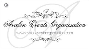 Avalon Events - Wedding Planners France Logo