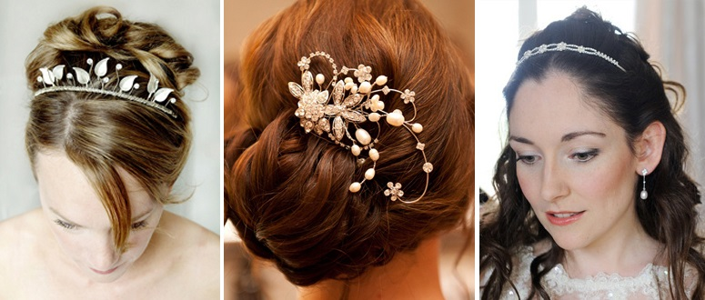 Choosing a Bridal Tiara For Your Wedding – Carey Hawkins Make-Up – weddingsabroadguide.com