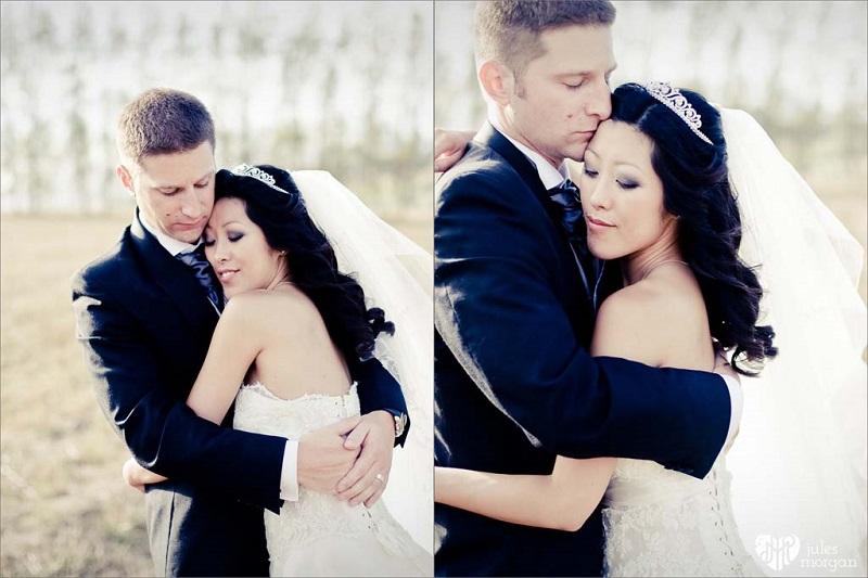 Caroline & Johns South African wedding abroad // Jules Morgan Photography