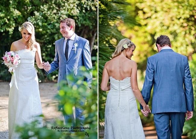 Tios for Choosing Wedding Dresses for Weddings Abroad / Caro's summer wedding dress