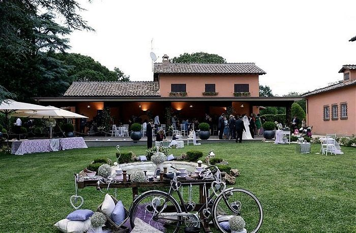 Italy Villa Weddings - Option 3) Country Villa Wedding in Italy // Italy Italian Weddings // Nabis Photograpy