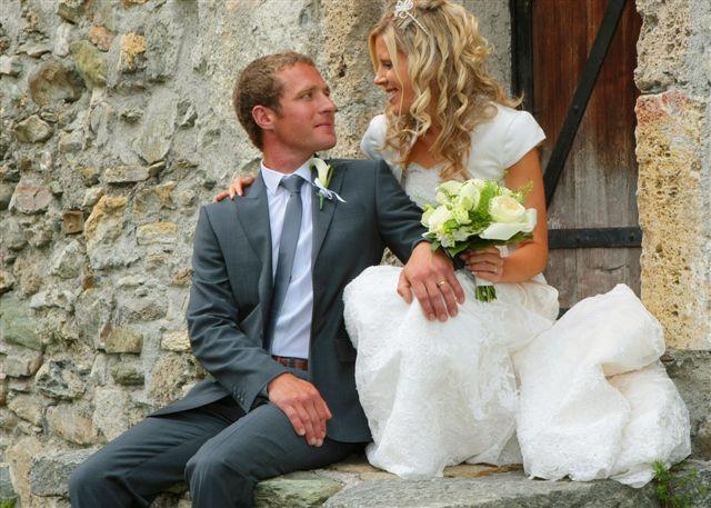 Debbie & Lee's wedding in Austria // Austrian Wedding
