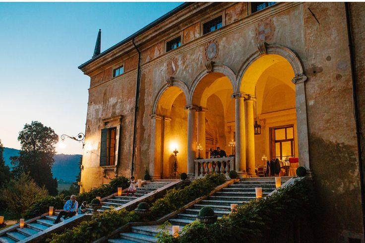 The Best Italy Wedding Locations - Dil & Kirstie's wedding in Verona - Hayden Phoenix Photography - weddingsabroadguide.com