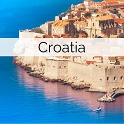 Information on getting married in Croatia