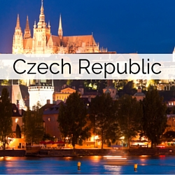 Information on getting married in Prague and the Czech Republic