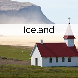 Information on getting married in Iceland