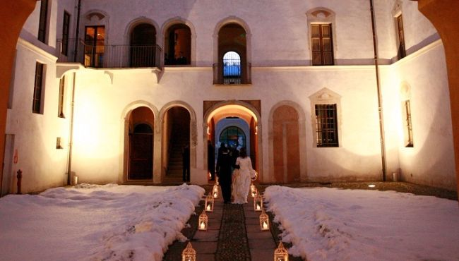 Winter Wedding in Italy // Extraordinary Weddings