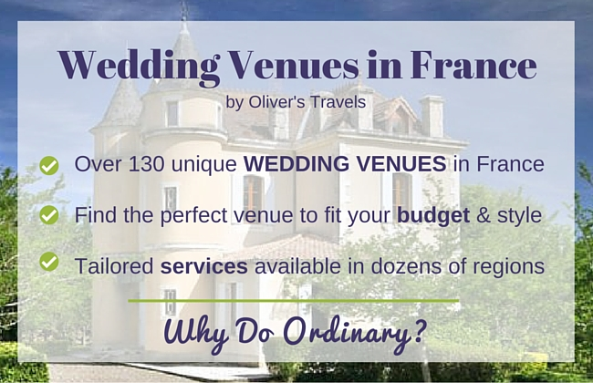 Find a Wedding Venue in France // Olivers Travels