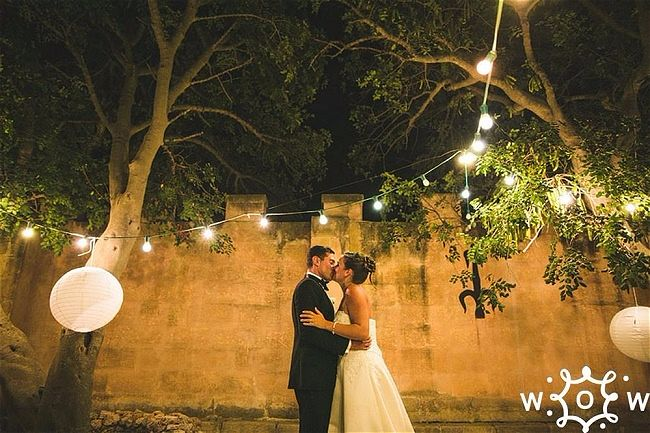 Castello Zamitello - Our Top Tips for the Best Wedding Venue in Malta. We look at the five best wedding reception venues and tell you why they stand out from the rest. // WedOurWay - idoweddingsmalta.com // WeddingsAbroadGuide.com