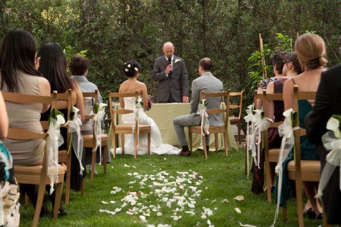 Aya & Richard Wedding Ceremony in Florence // The Tuscan Wedding