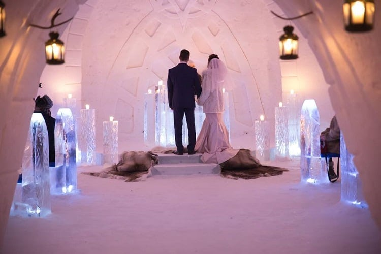 Tips & Advice on havine your Wedding in Lapland // Wedding by Sun & Snow Weddings