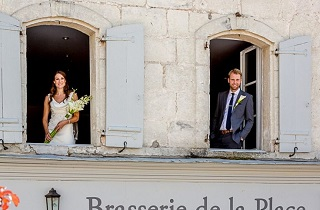Information on getting married in France Jo & Marc's wedding in France by Marry Me in France