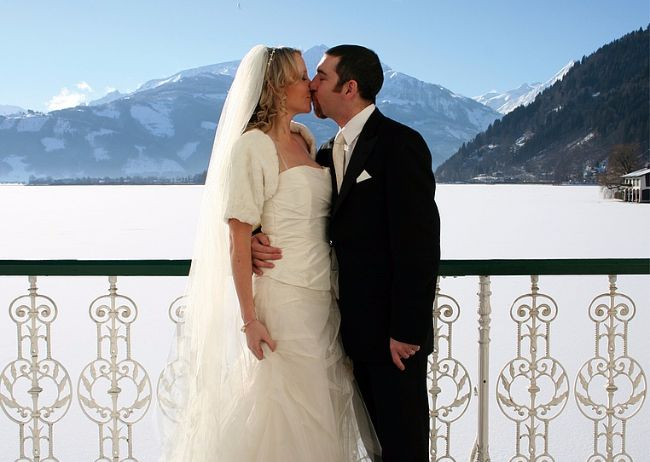 Jenny & Rory's Wedding in Austria // Family Business