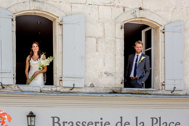 Jo & Marc's Wedding in France // Marry Me in France //