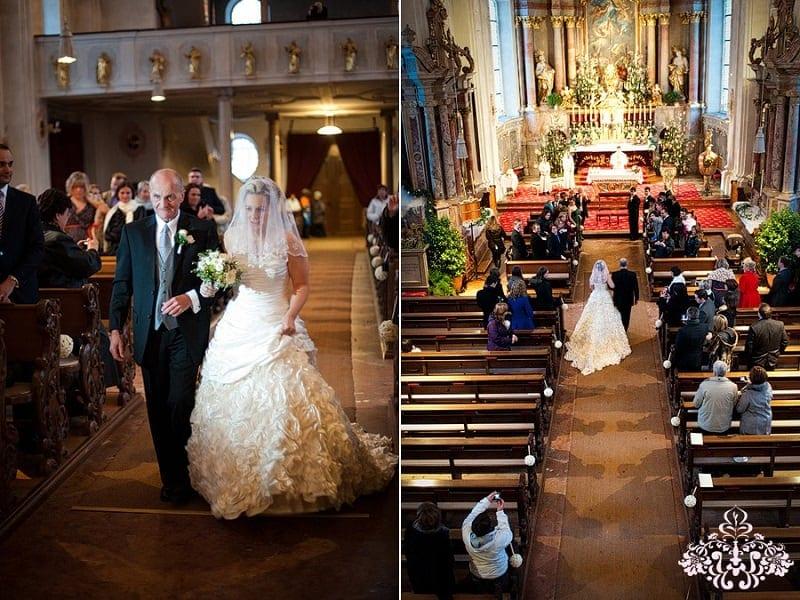 Kara & Ralph's Winter Wedding in Austria // Claire Morgan Photography