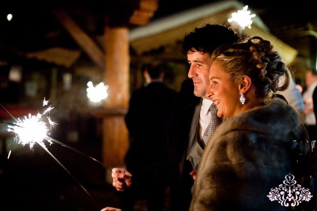Kara & Ralph's Winter Wedding in Austria // Claire Morgan Photography