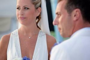 Katy & Tony Beach Wedding in Tuscany // Glam Events in Tuscany // Cristiano Brizzi Photography // Happy Bride & Groom