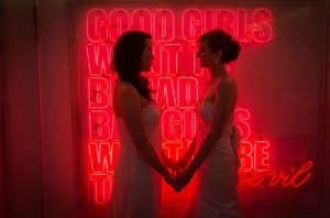 Lisa & Jeannie's sams sex marriage in New York // Hayden Phoenix Photography