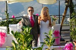 Louise & Phil Wedding in Italy // Italy Bride & Groom Weddings // Dez Mighty Creative
