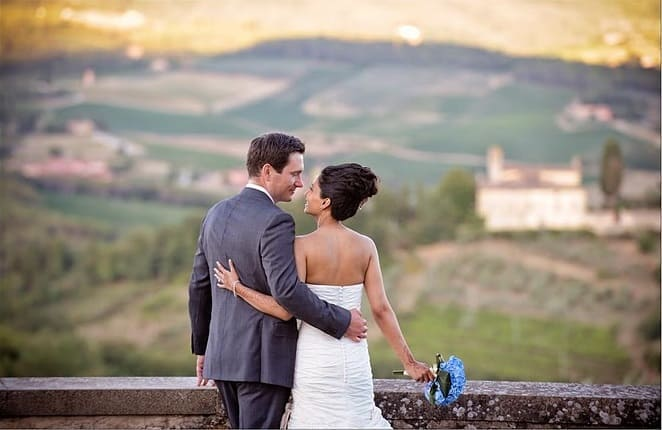 Reshma & Christopher's Wedding in Tuscany // Infinity Weddings // Alfonso Longobardi Photography