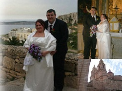Malta Real Wedding Rachael & Phillip weddingsabroadguide.com