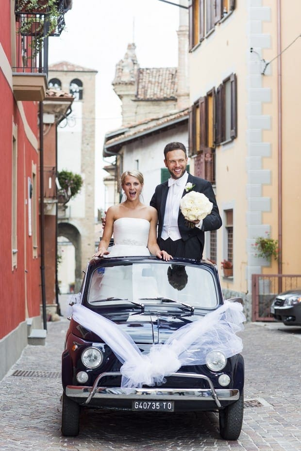 Marius and Marthe's wedding in Italy // Extraordinary Weddings // Ricardofoto