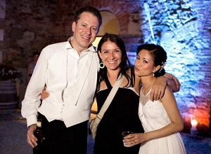 Melissa & Bartjan Glam Events in Tuscany Wedding Planner Italy