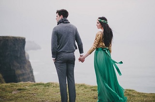 Information on Getting married in Ireland // Michaela & Cathal by Cottonwood Studios