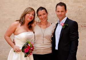 Nikki & James Glam Events in Tuscany Wedding Planner Italy