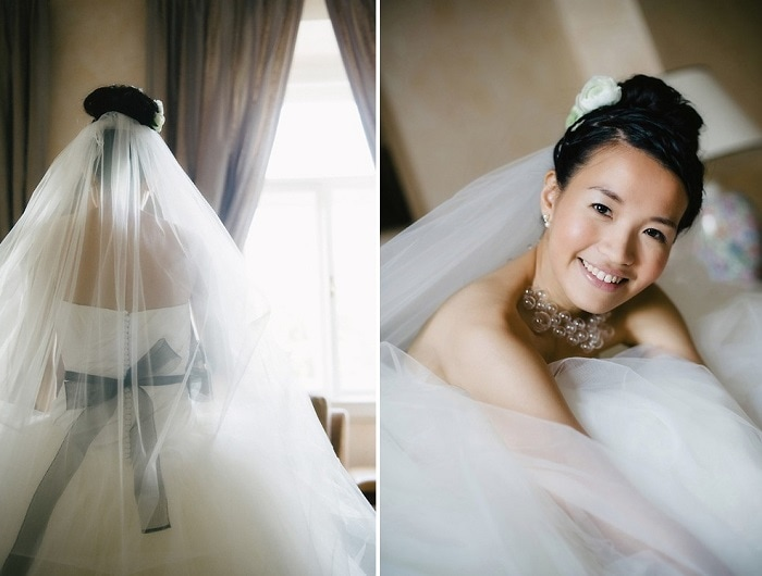 Tips for choosing the perfect wedding dress – Claire Morgan Photography – White Prague Wedding Agency – weddingsabroadguide.com
