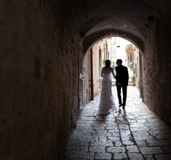 Real Experience Denise & Connor Dubrovnik Event - Wedding Planners Croatia