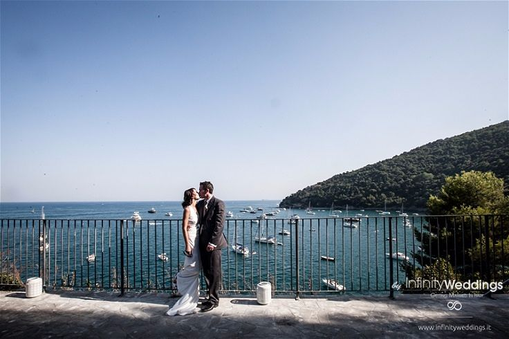Real Wedding in Italy Hannah & Jeremy // Infinity Weddings & Events // Marco Miglianti