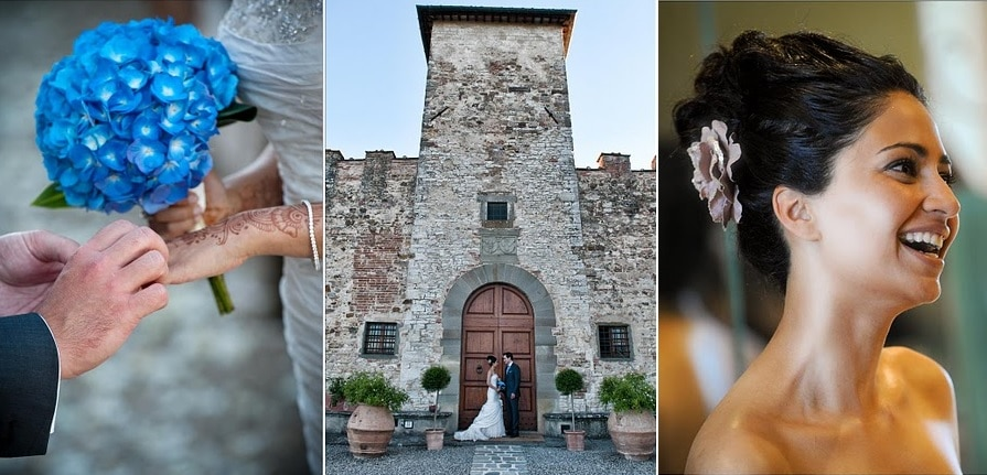 Reshma & Christopher's Wedding in Tuscany by Infinity Weddings & Events - Alsonso Longobardi Photography - weddingsabroadguide.com