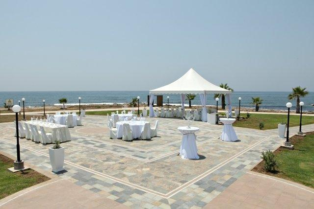 Kefalos Beach Tourist Village Wedding Venue in Paphos Cyprus