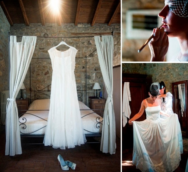 Sam & Melita's wedding in Italy // The Tuscan Wedding // Event Angels // Biancaw.com