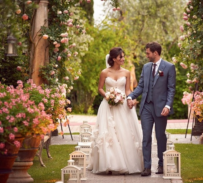 Destination Wedding Film - Sara & Jonathan's Wedding at Antica Fattoria di Paterno // Glam Events in Tuscany Wedding Planner Italy // Gattorigre Destination Wedding Videography // Jules Bower Wedding Photographer