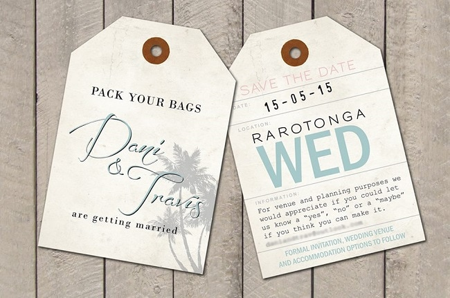 Ideas For Destination Weddings