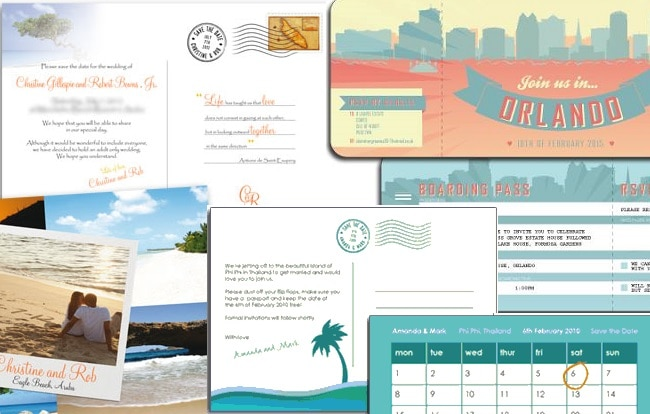 sending wedding abroad invitations find out when to send and ask for rsvps - When Should Wedding Invitations Be Mailed
