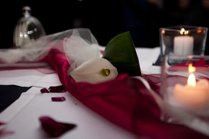 Aya & Richard's Wedding in Italy // Sweets Table // The Tuscan Wedding