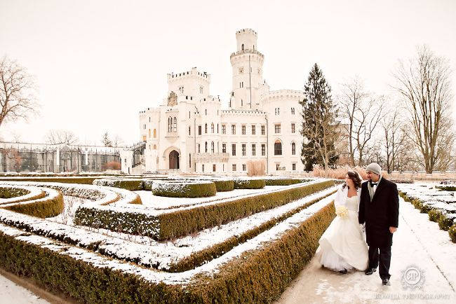 Tara & Ryan's Wedding in Prague // White Prague Wedding Agency // Rowell Photography